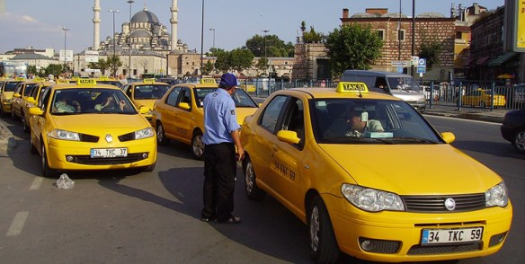 yellow-cab-istanbul